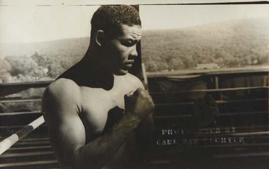 20: CARL VAN VECHTEN, Joe Louis, circa 1937