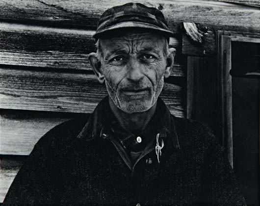 23: PAUL STRAND, Mr. Bennett, Vermont, 1944