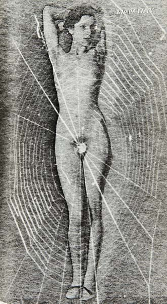 34: MAN RAY, Spider Woman, 1929