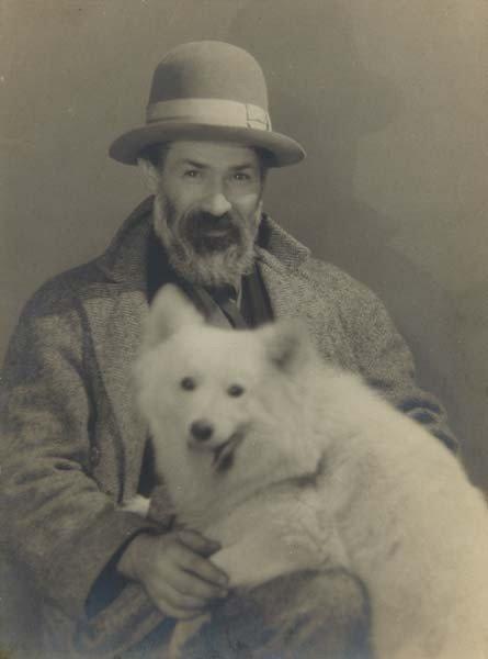 35: MAN RAY, Constantin Brancusi, 1930