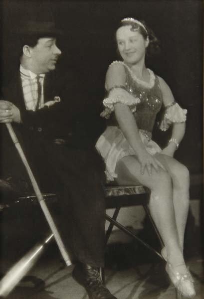 37: ALEXANDER RODCHENKO, The Interval, 1940s