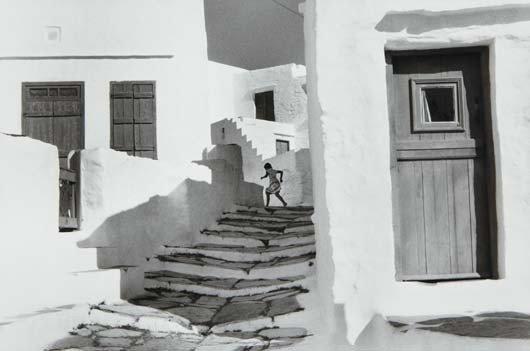 48: HENRI CARTIER-BRESSON, Island of Siphnos, Greece, 1