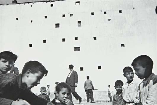 51: HENRI CARTIER-BRESSON, Madrid, 1933