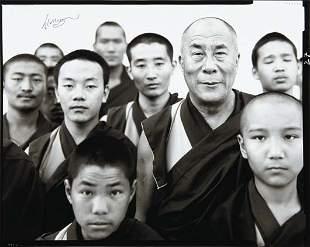 118: RICHARD AVEDON, His Holiness The Fourteenth Dalai