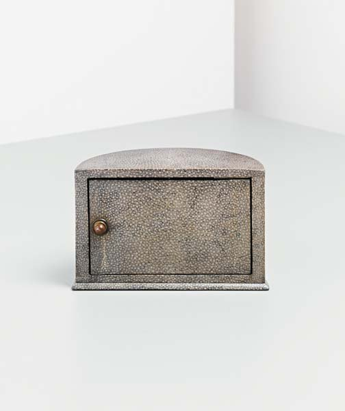 7: JOSEF HOFFMANN, Rare cigarette box, circa 1910