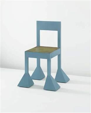 111: ALESSANDRO MENDINI, Spaziale' chair, circa 1981
