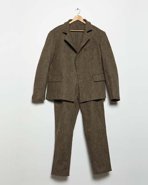 94: JOSEPH BEUYS, Felt Suit, 1970