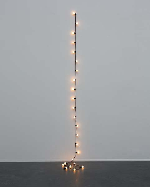 "1: FELIX GONZALEZ-TORRES, ""Untitled"" (Last Light), 1993"