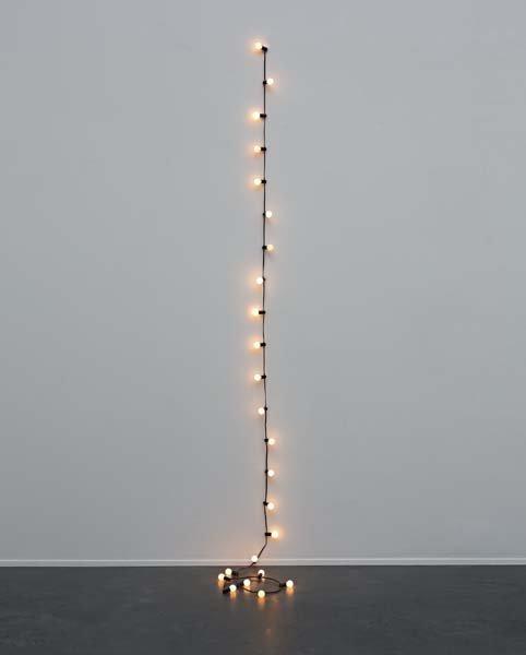 "1: FELIX GONZALEZ-TORRES, ""Untitled"" (Last Light), 1993"