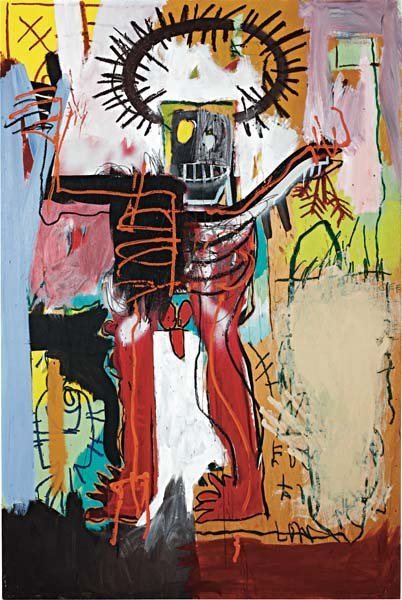 6: JEAN-MICHEL BASQUIAT, Untitled, 1981