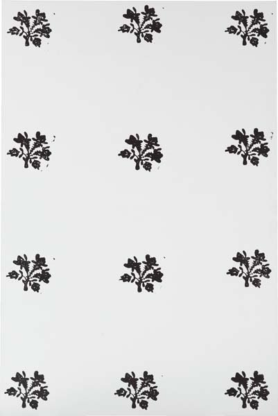 9: CHRISTOPHER WOOL, Untitled (P 66), 1988