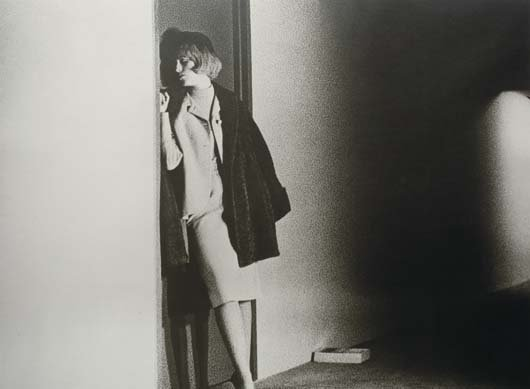 13: CINDY SHERMAN, Untitled Film Still #4, 1977