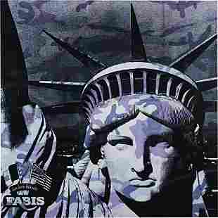 14: ANDY WARHOL, Statue of Liberty, 1986