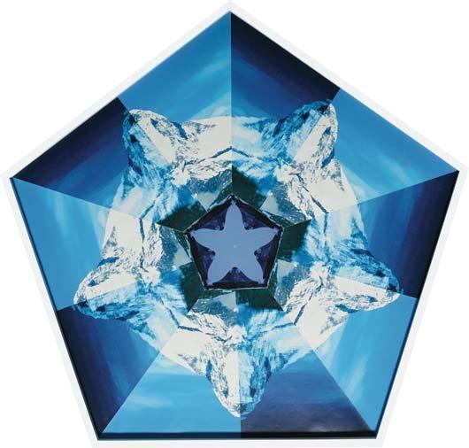 101: MATTHEW DAY JACKSON, Matterhorn Pentagonal Kaliedo