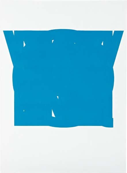 102: TAUBA AUERBACH, The Whole Thing (upper case) II, 2