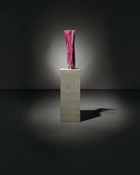 105: PATRICK HILL, Unstable Composition #5, 2007