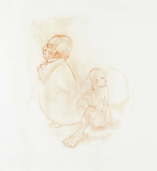 124: KARA WALKER, Untitled, 2002