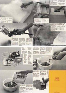 RUDOLF STINGEL, Instructions, 1989