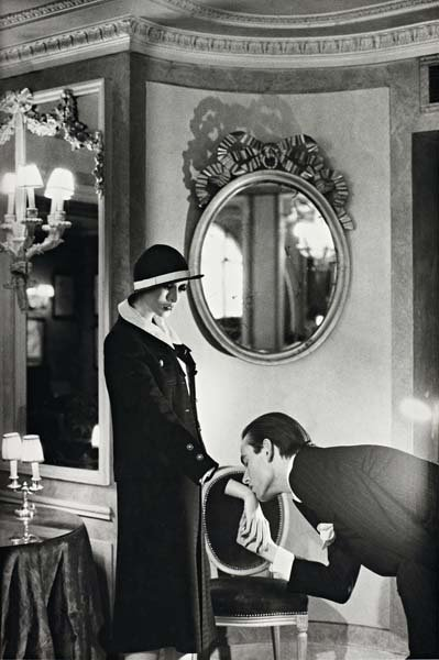 2: HELMUT NEWTON, Upstairs at Maxim's Paris, 1978 from