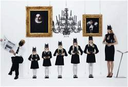 148: GÉRARD RANCINAN, Batman Family (girls), 2011
