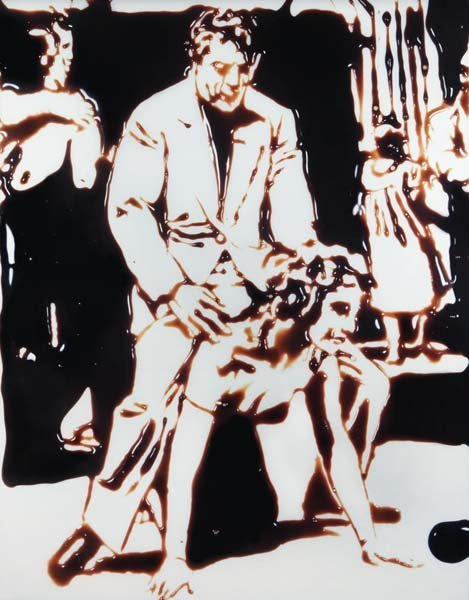 14: VIK MUNIZ, La Dolce Vita (from Pictures of Chocolat