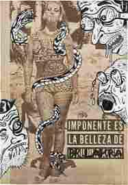 38: DR. LAKRA, Untitled (Imponente es), 2004