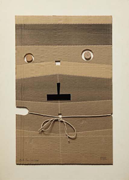 85: MAN RAY, Homme sérieux - la sérieux, 1965/1972