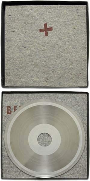 190: JOSEPH BEUYS, Sun Disc, 1973