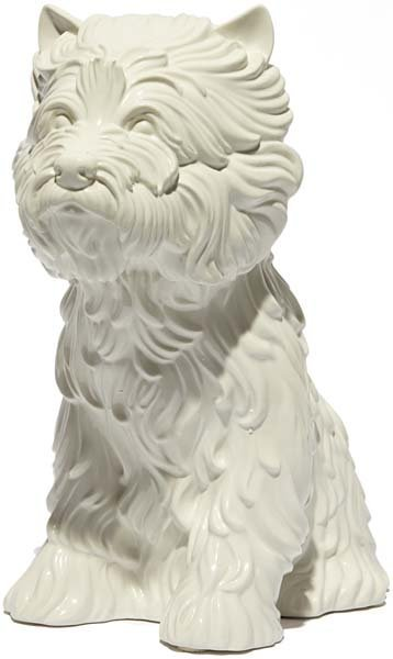 306: JEFF KOONS, Puppy, 1998