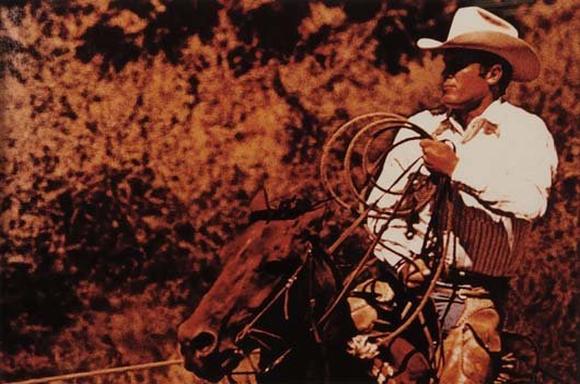 RICHARD PRINCE, Untitled (Cowboy) from Cowboys and