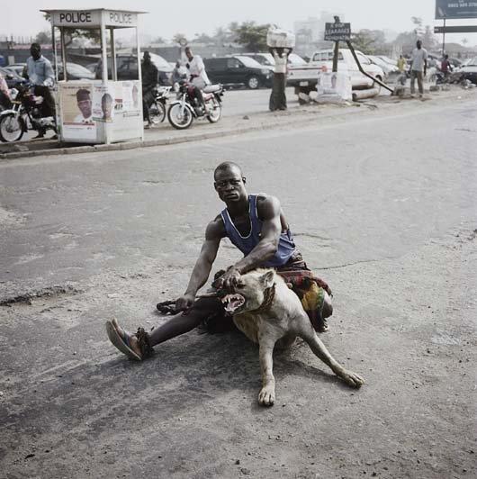 PIETER HUGO, Abdullahi Mohammad with Mainasara, Lagos,