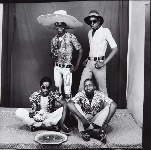 MALICK SIDIBÉ, Friends of the Spanish, 1968