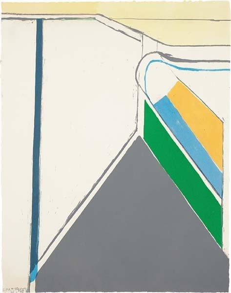 RICHARD DIEBENKORN, Untitled (Ocean Park), 1969