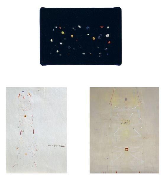 65:  HIROSHI  SUGITO  (b. 1970)  Hanger Man (Three Work