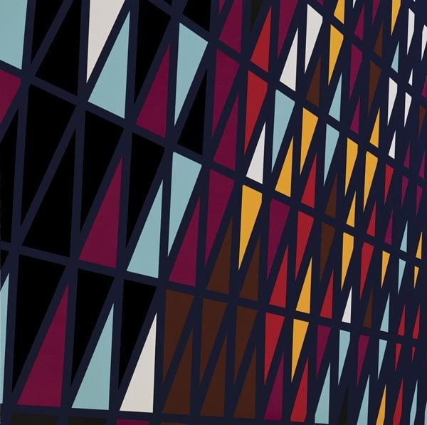 68:  SARAH  MORRIS  (b. 1967)  Neon-Monte Carlo (Las Ve