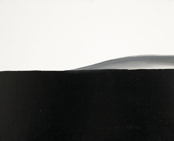1005:  WILHELM  SASNAL  (b. 1972)  Untitled (Czeczenia)