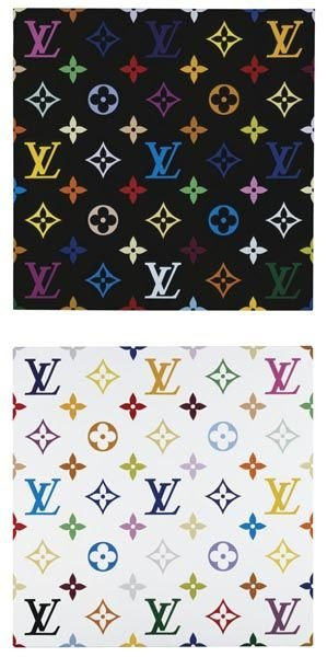 1015:  TAKASHI  MURAKAMI  (b. 1963)  Superflat Monogram