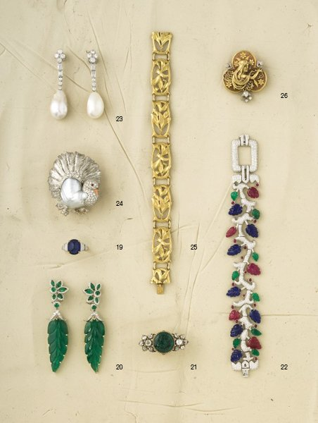 24:        A Most Unusual Cultured Pearl, Diamond and M