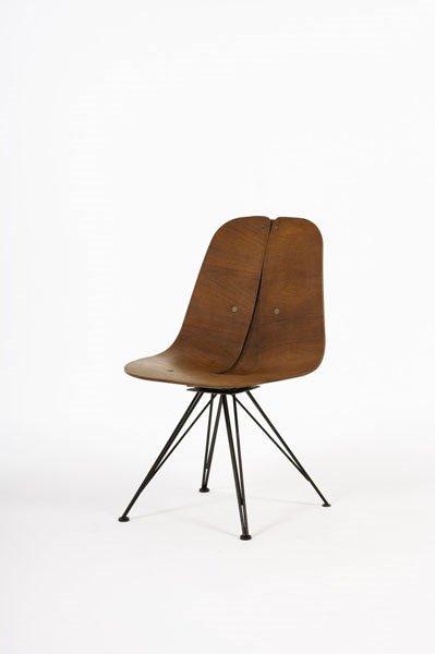 2010:  IVER  BERTELSEN    Chair,  ca. 1945 Manufactured