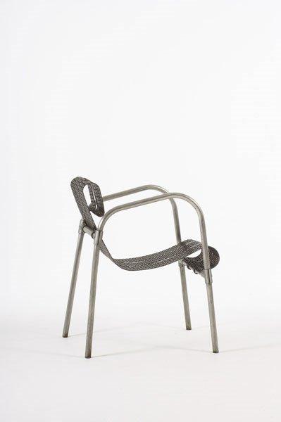 2017:  ADRIEN  CLAUDE    Armchair,  ca. 1950 Manufactur