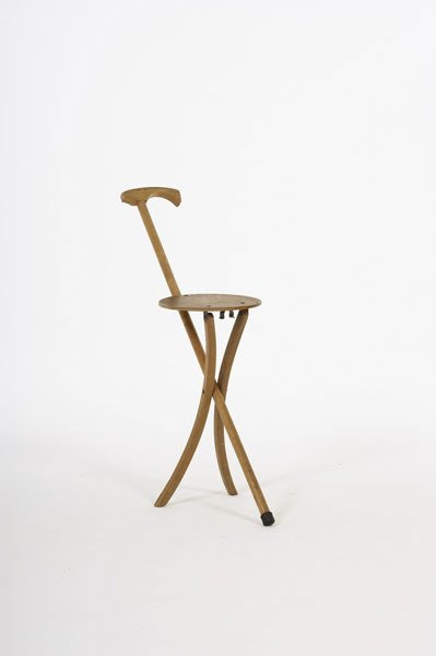 "2069:    UNKNOWN DESIGNER    ""Kan-o-Seat,""  ca. 1934-19"