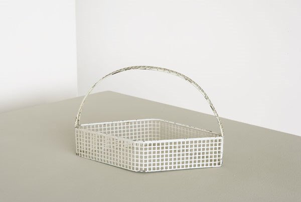 3003:  JOSEF  HOFFMANN    Basket, ca. 1905  Produced by