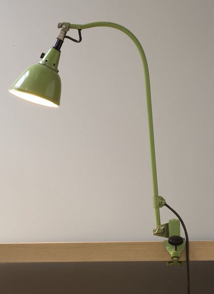 """3008:  CURT  FISCHER    """"Midgard"""" lamp, model no. 113A,"""