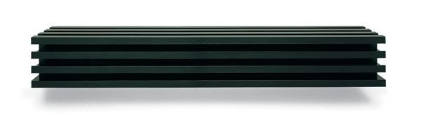 6:  DONALD  JUDD  1928-1994  Untitled, 1988  Extruded a