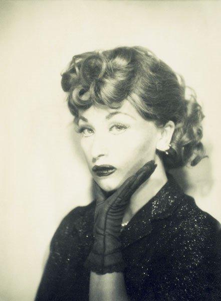81:  CINDY  SHERMAN  b. 1954  Lucille Ball, 1995-2001