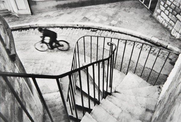 6:  HENRI  CARTIER-BRESSON  1908-2004  Hyères, F