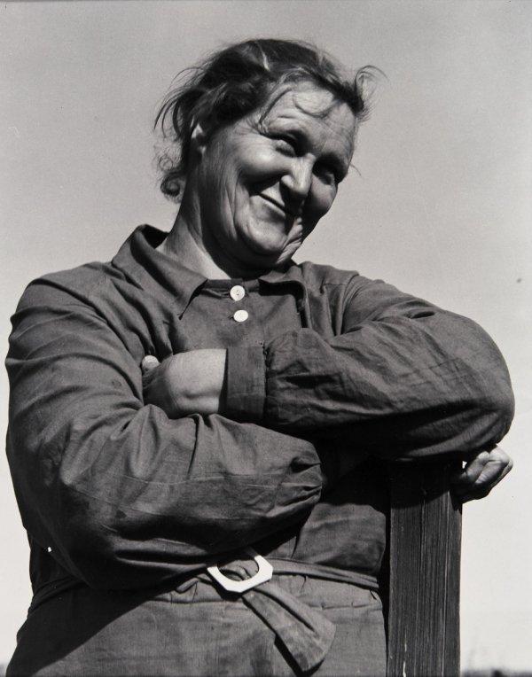 23:  DOROTHEA  LANGE  1895-1965  Rural Rehabilitation C