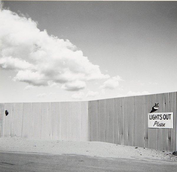 178:  ROBERT  ADAMS  b. 1937  Outdoor Theater (Colorado