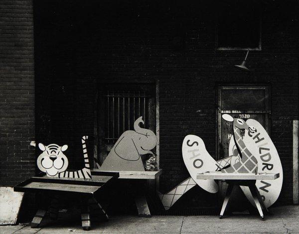 307:  DAVE  HEATH  b. 1931  Philadelphia, 1952  Gelatin