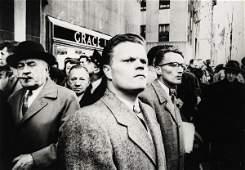 323: WILLIAM KLEIN b. 1928 Grace Line, New York, 19